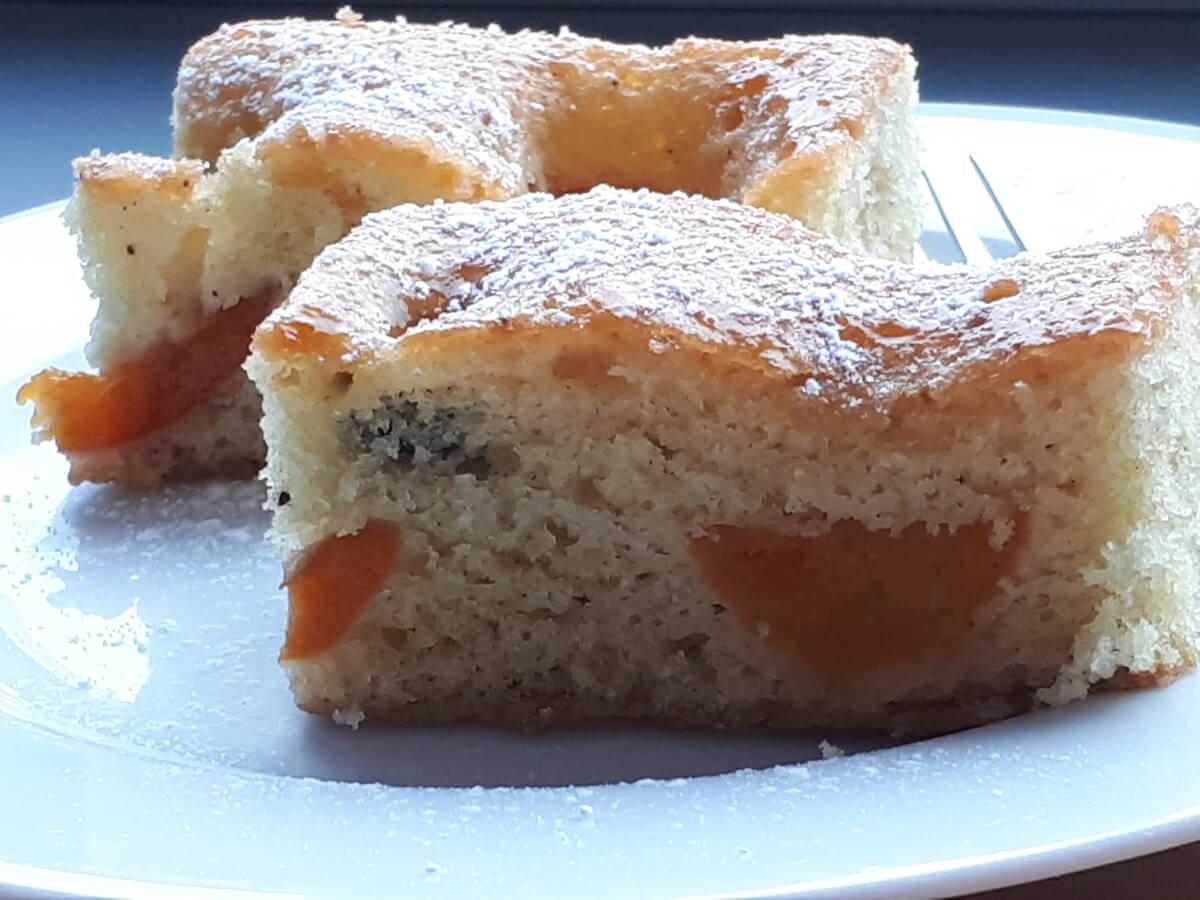 Marillenkuchen 1 Stk.